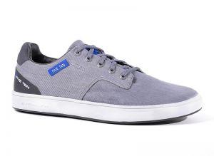 Sleuth Canvas - Grey / Blue
