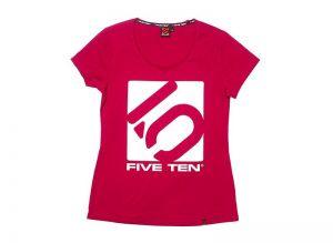 Logo Wms Tee - Craft Pink
