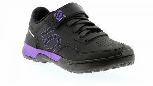 Kestrel Lace Black Purple