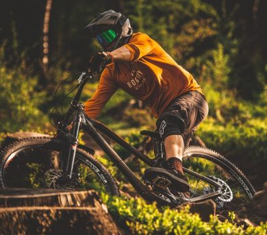ElementStore - jersey - petrol - brown cizi ins