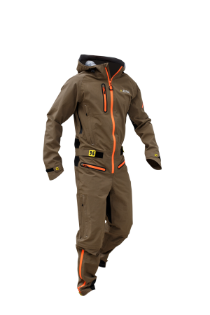 Dirtsuit core edition sand orange