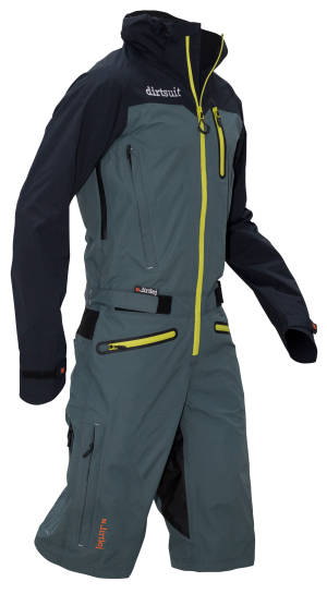 Dirtsuit pro edition black azure