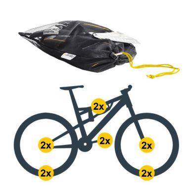 ElementStore - Bikeprotection rozšírený balíček