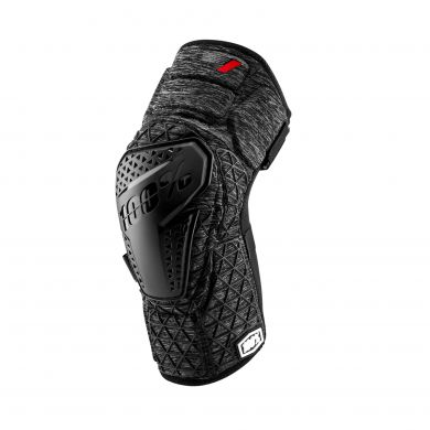 ElementStore - surpass-knee-guard-charcoal-heather