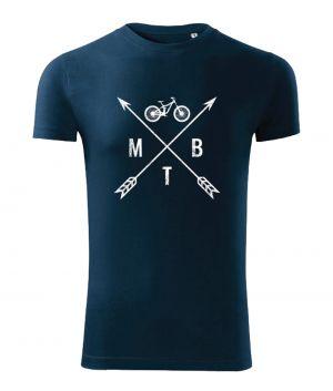 Tričko MTB biker