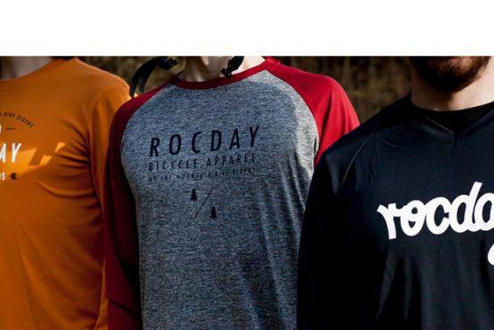 Novinka - Bikové oblečenie Rocday