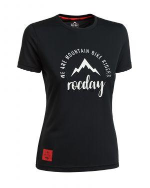 Dámský dres na kolo Monty WMS BLACK