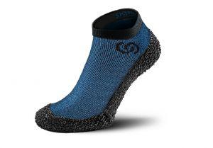 Ponožkotopánky limited - Safírovo modrá