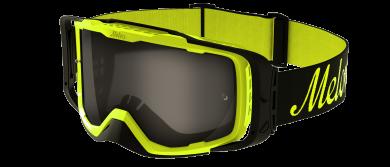 ElementStore - neon yellow, black o, dark smoke, black neon yellow logo