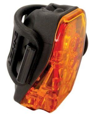 Zadné svetlo Lezyne LED Laser Drive Black