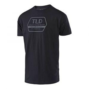 Tričko TLD Factory Black
