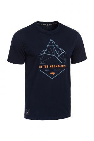 T-shirt Summit Navy