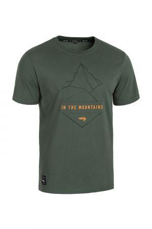 T-shirt Summit Green
