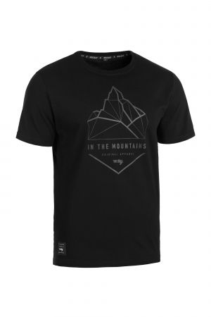 T-shirt Summit Black