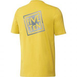 Tričko FiveTen Logo Tee Hazyel