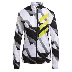 Dámská bunda Adidas Terrex AGR Wind J White