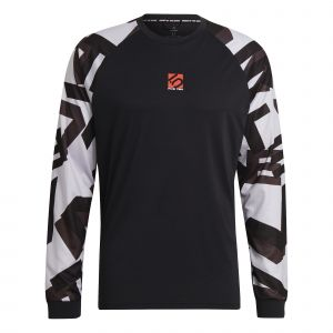 Dres na bicykel 5.10 TrailX L/S Black