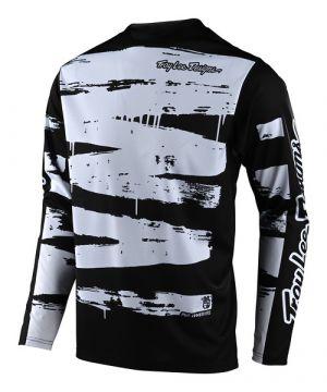 Dres na bicykel TLD Sprint Black/White