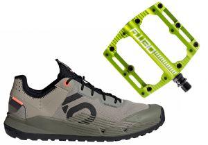 Topánky Trailcross LT + Pedále Deity Black Kat