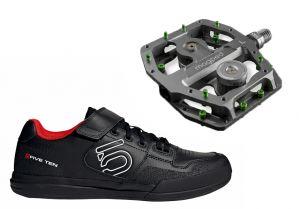 Topánky Hellcat + Pedále Magped Enduro