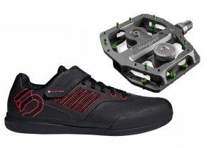Topánky Hellcat Pro + Pedále Magped Enduro