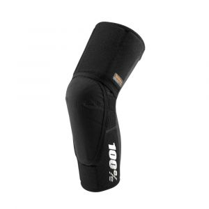 100% TERATEC PLUS KNEE GUARD BLACK