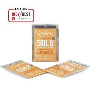 Iontový nápoj Veloforte Solo - Zlatá marhuľa a šalvia