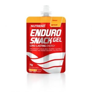 Gel Nutrend Endurosnack sáček 75g- Marhuľa