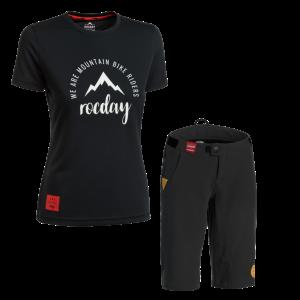 Rocday Dámsky dres s krátkym rukávom + Kraťasy