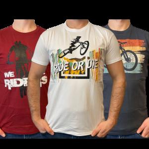 3 tričká za cenu 2