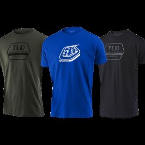 3 TLD tričká za cenu 2